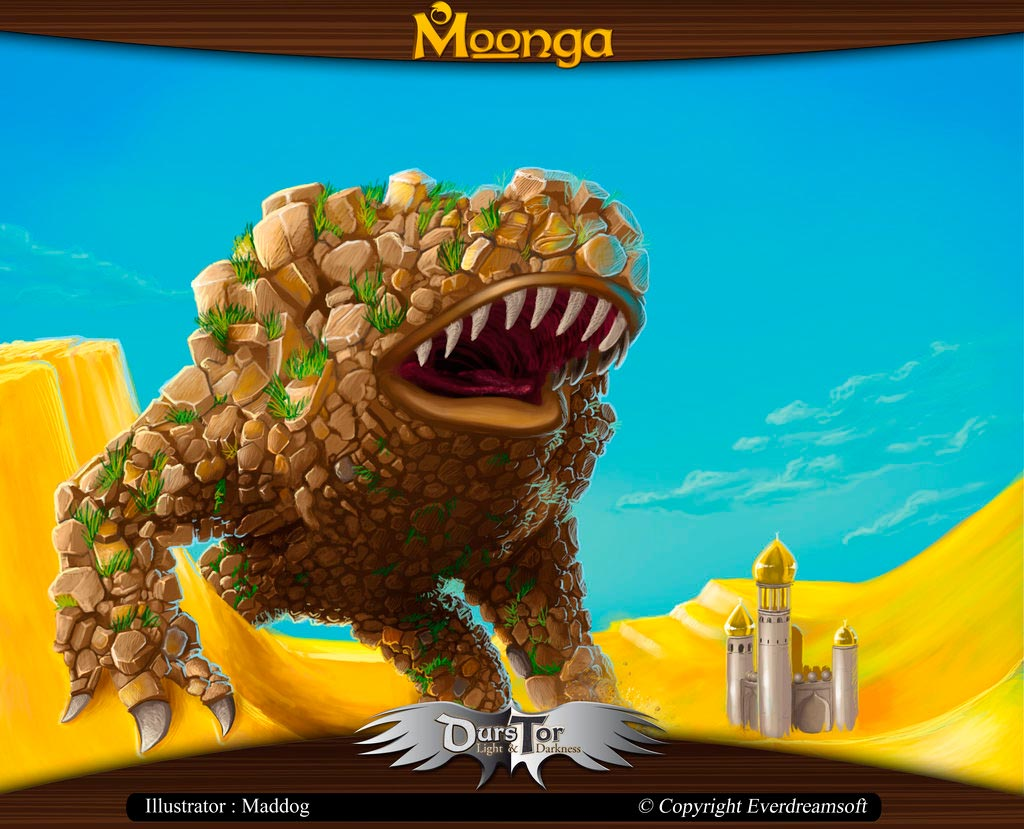 agradol rock monster
