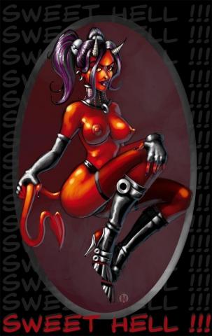 diablesse devilgirl demoness