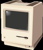 le Mac Plus, mon premier outil informatique d'illustrateur